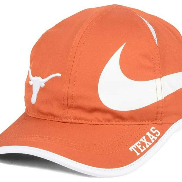 9d910d04a50 Texas Longhorns Nike NCAA Big Swoosh Hat Cap